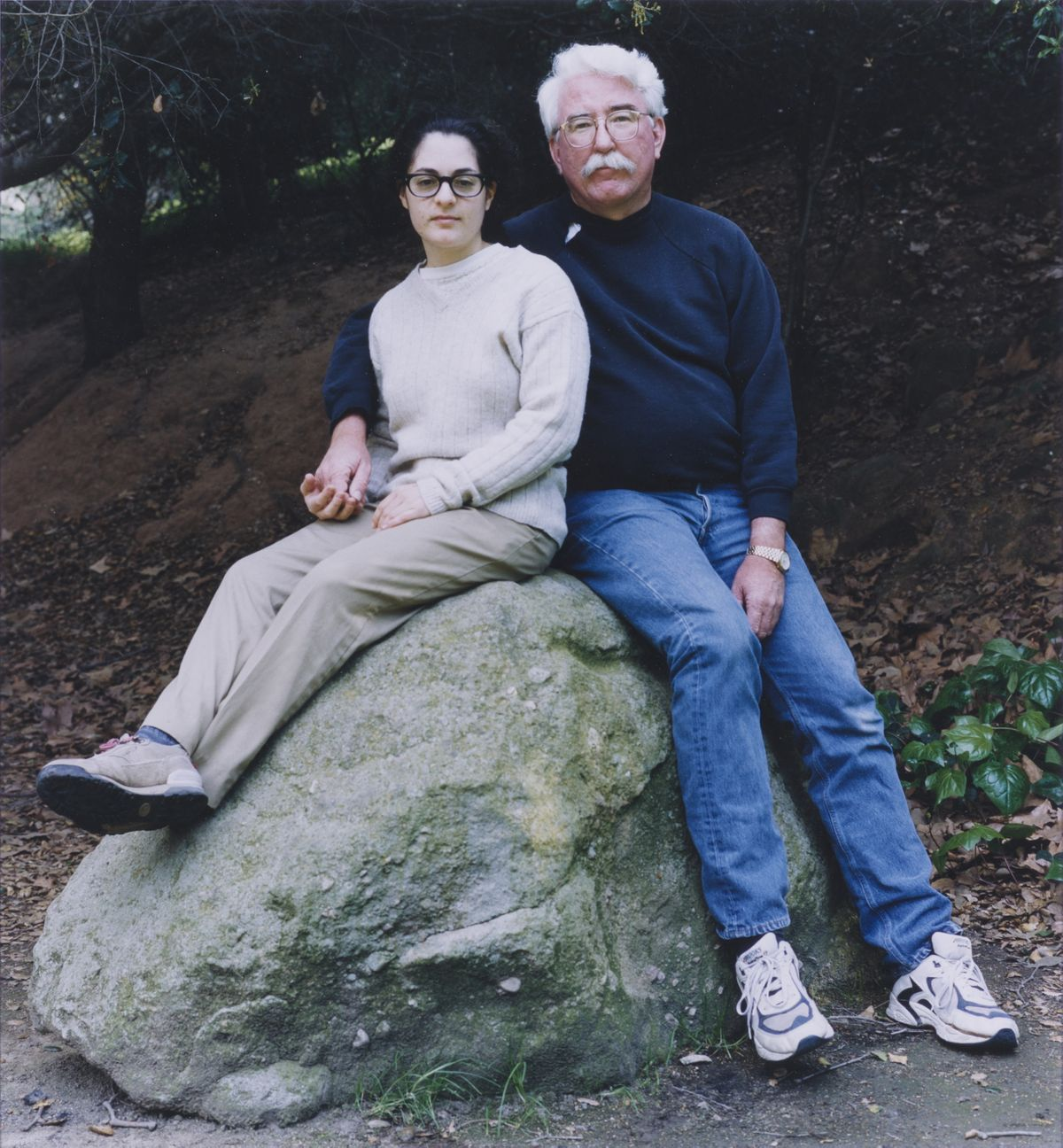 Jennifer Bornstein, Family Pictures/Intervention #1 (Griffith Park, Los  Angeles), 1999