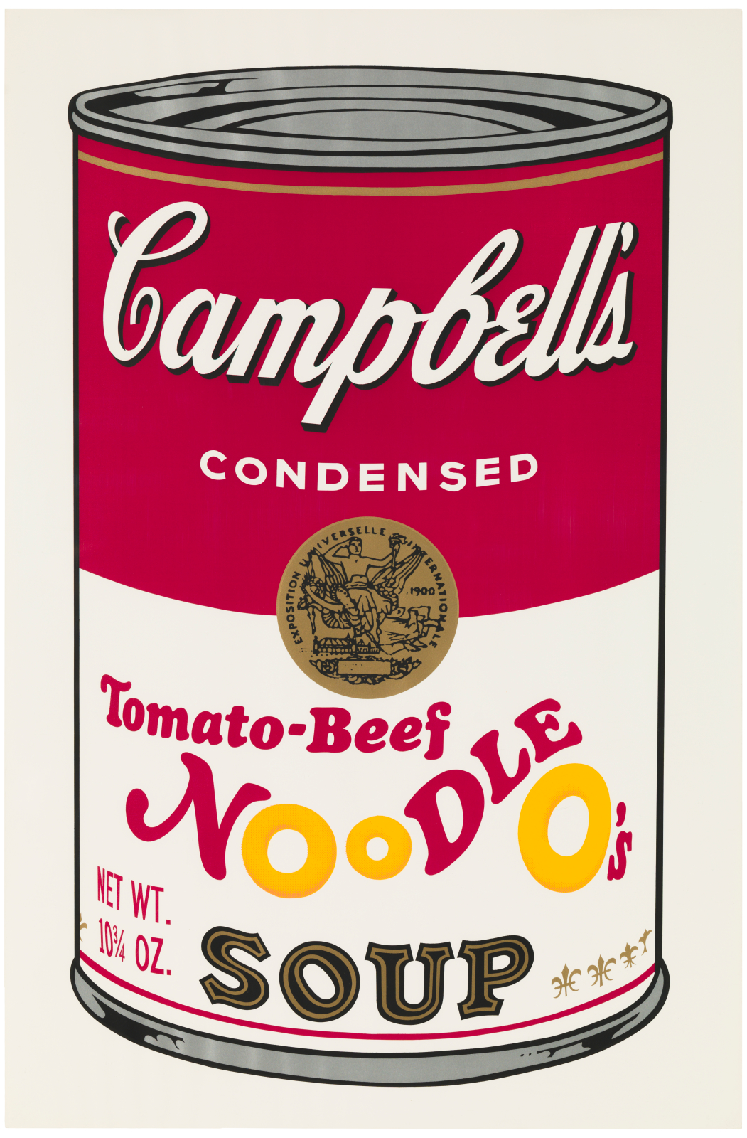 Mca Collection Andy Warhol Campbell S Soup Cans Ii 1969